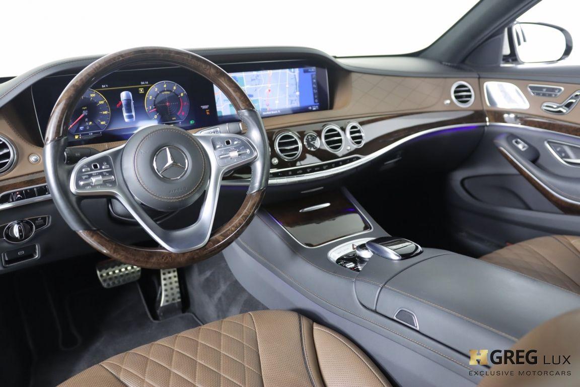 2018 Mercedes Benz S Class S 560 #1