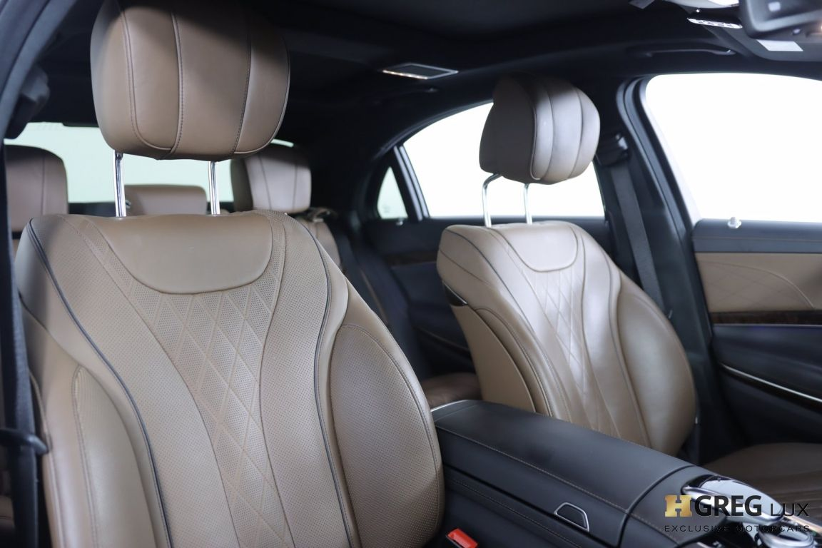 2018 Mercedes Benz S Class S 560 #33
