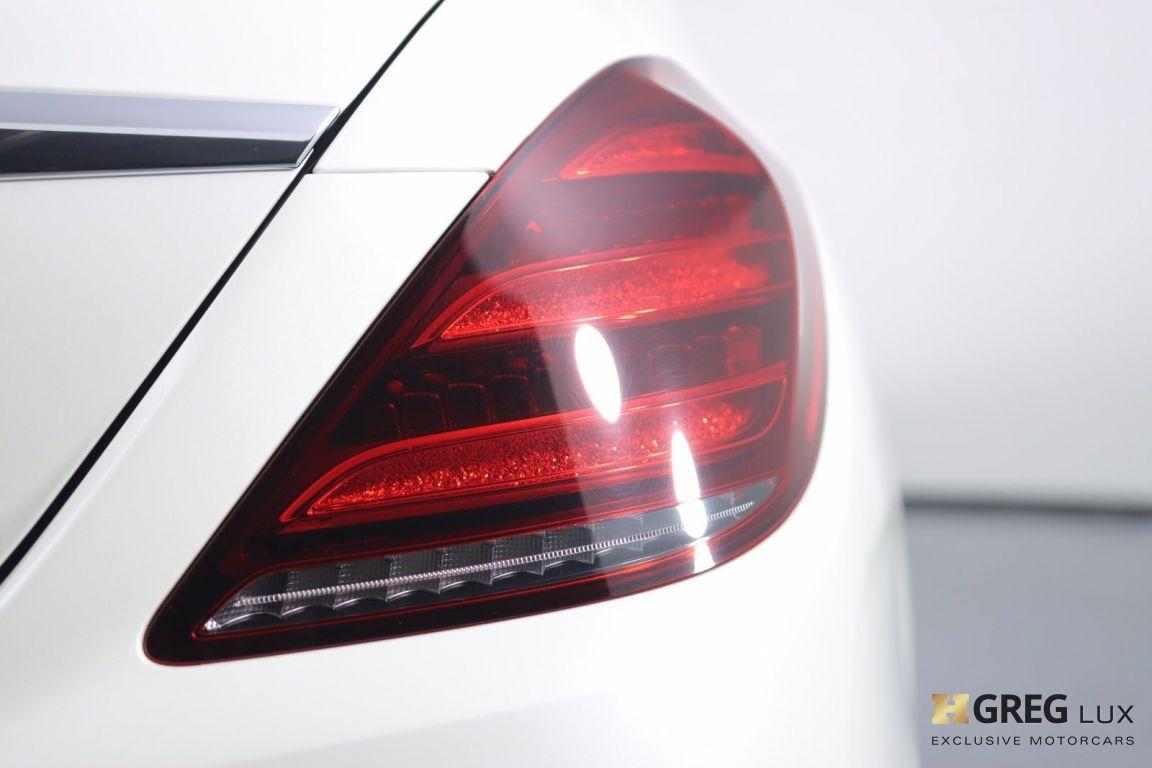 2018 Mercedes Benz S Class S 560 #18