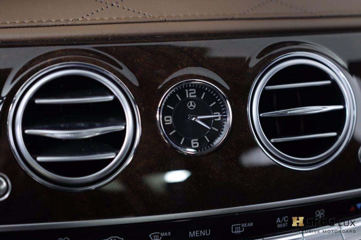 2018 Mercedes Benz S Class S 560 #44
