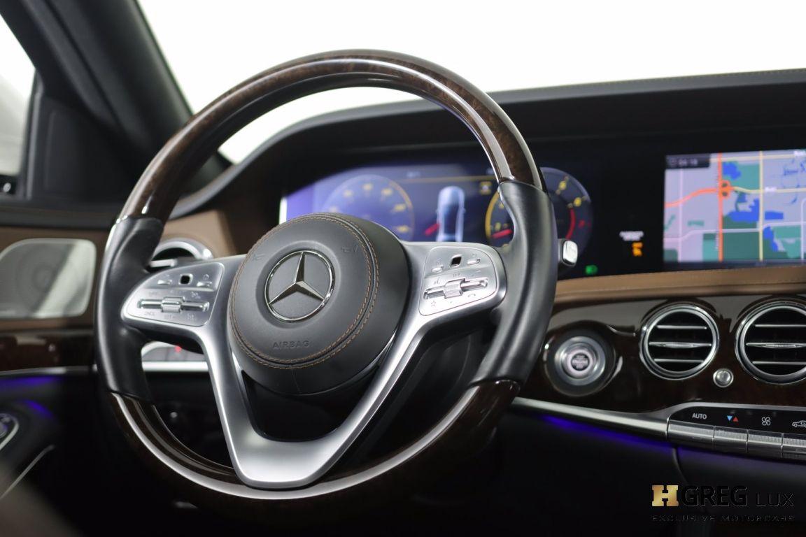 2018 Mercedes Benz S Class S 560 #50