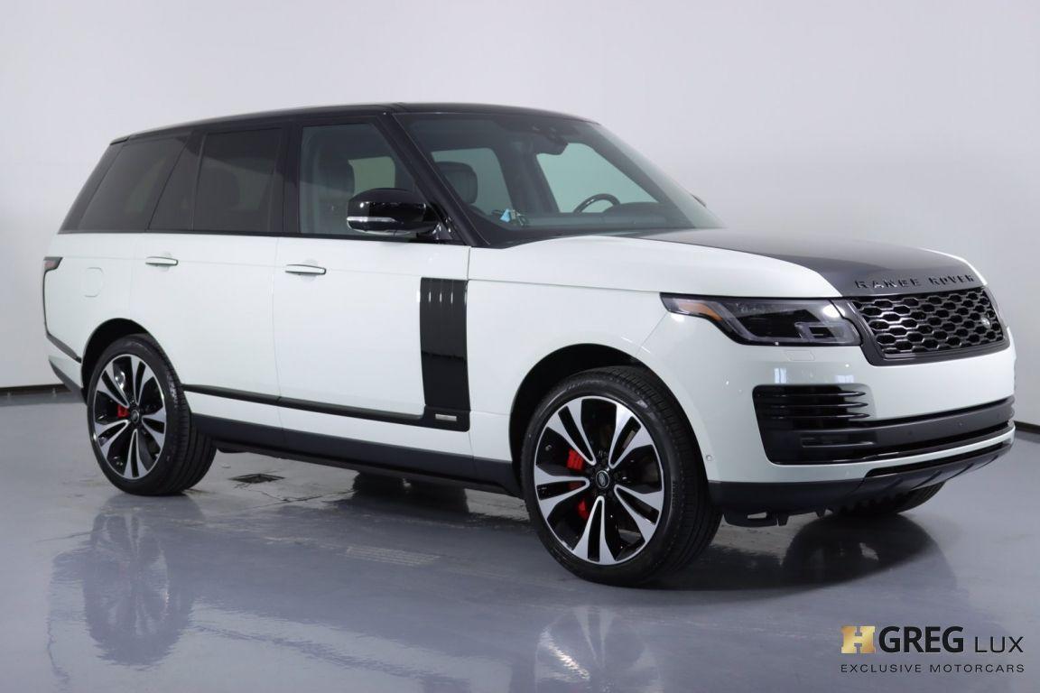 2021 Land Rover Range Rover Fifty #9
