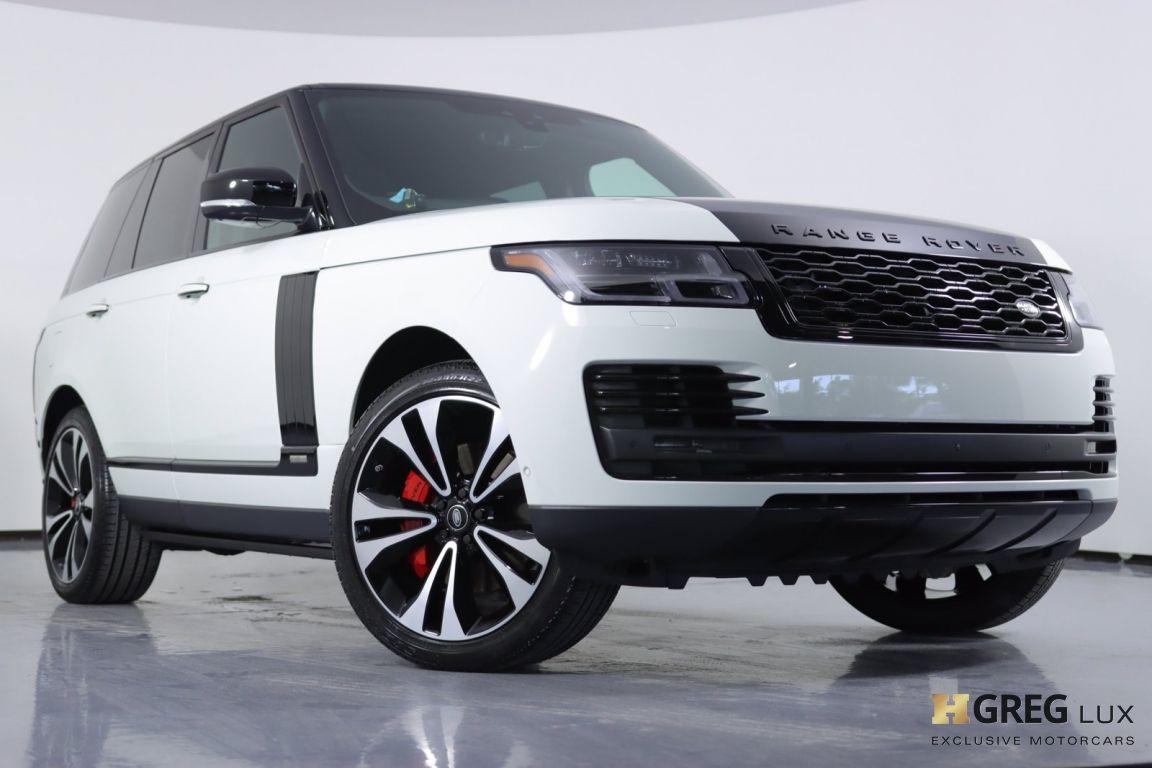 2021 Land Rover Range Rover Fifty #28