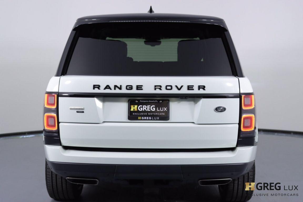 2021 Land Rover Range Rover Fifty #16