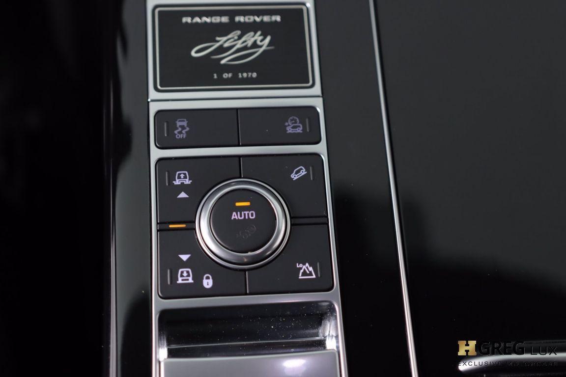 2021 Land Rover Range Rover Fifty #46