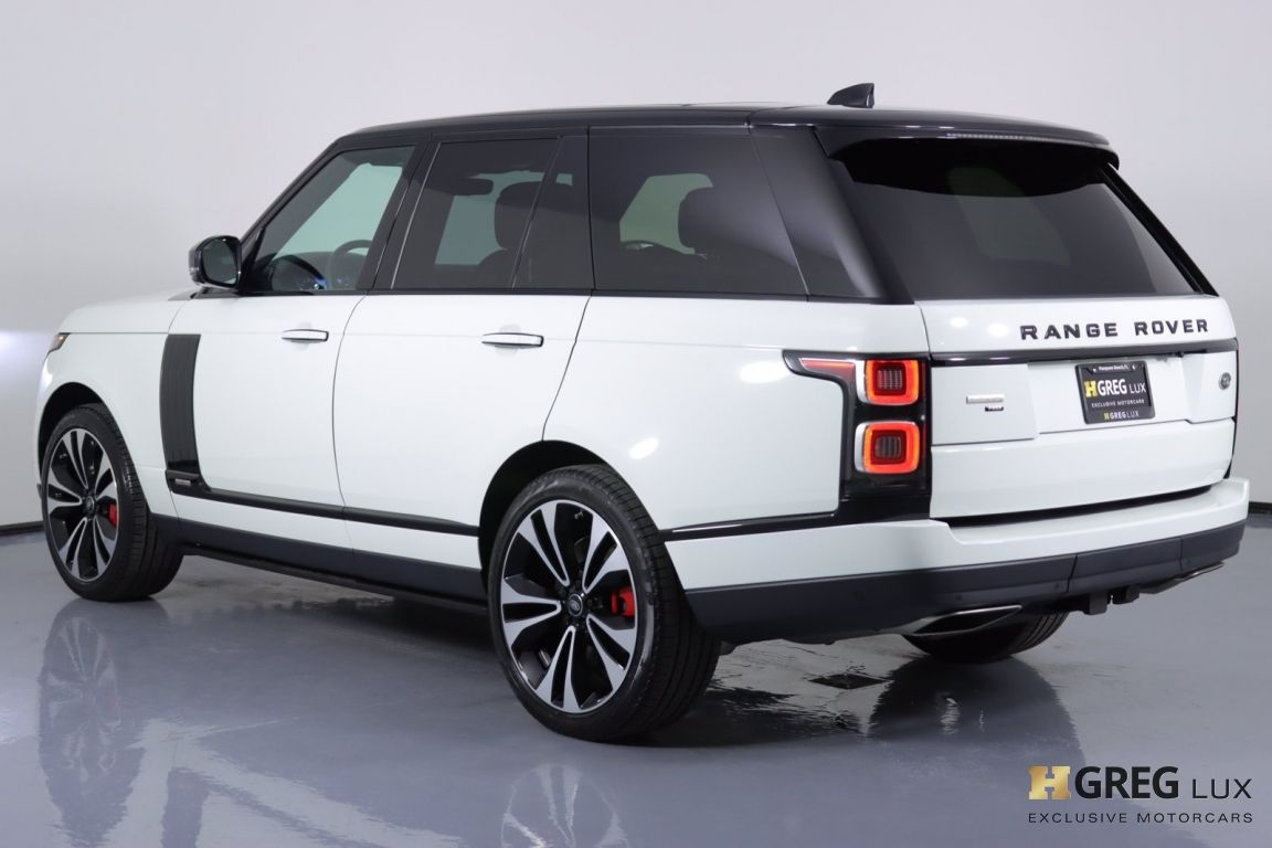 2021 Land Rover Range Rover Fifty #21