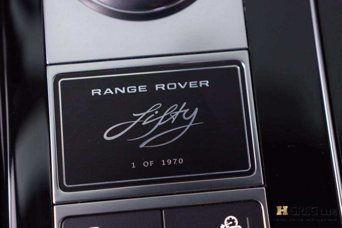 2021 Land Rover Range Rover Fifty #44