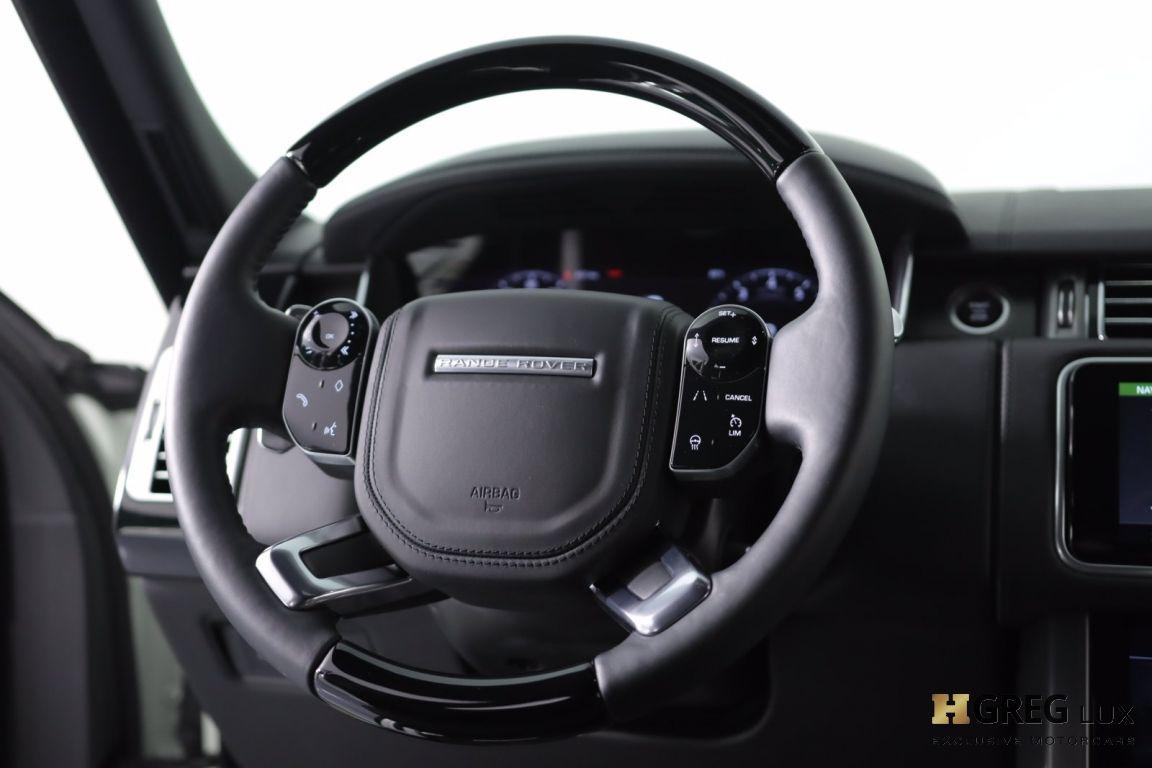 2021 Land Rover Range Rover Fifty #50