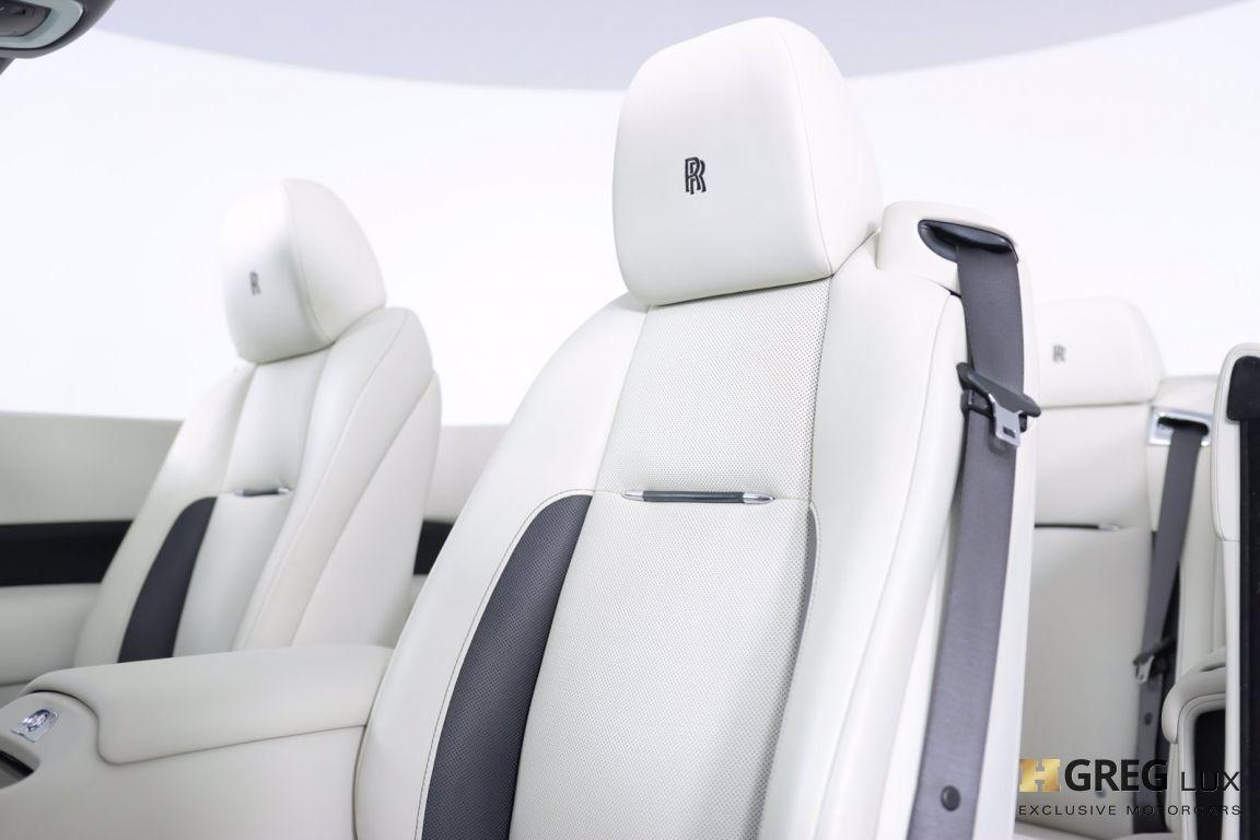 2018 Rolls Royce Dawn  #2