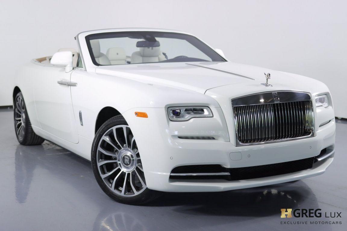 2018 Rolls Royce Dawn  #0