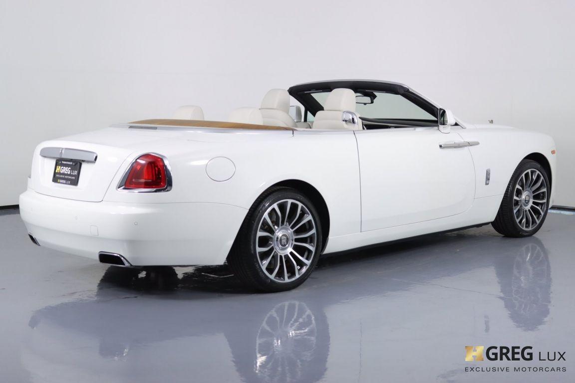 2018 Rolls Royce Dawn  #17