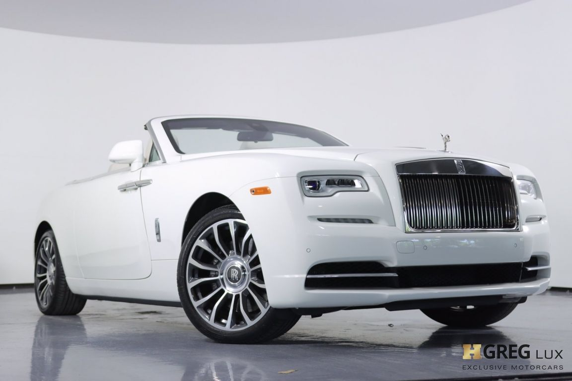 2018 Rolls Royce Dawn  #29