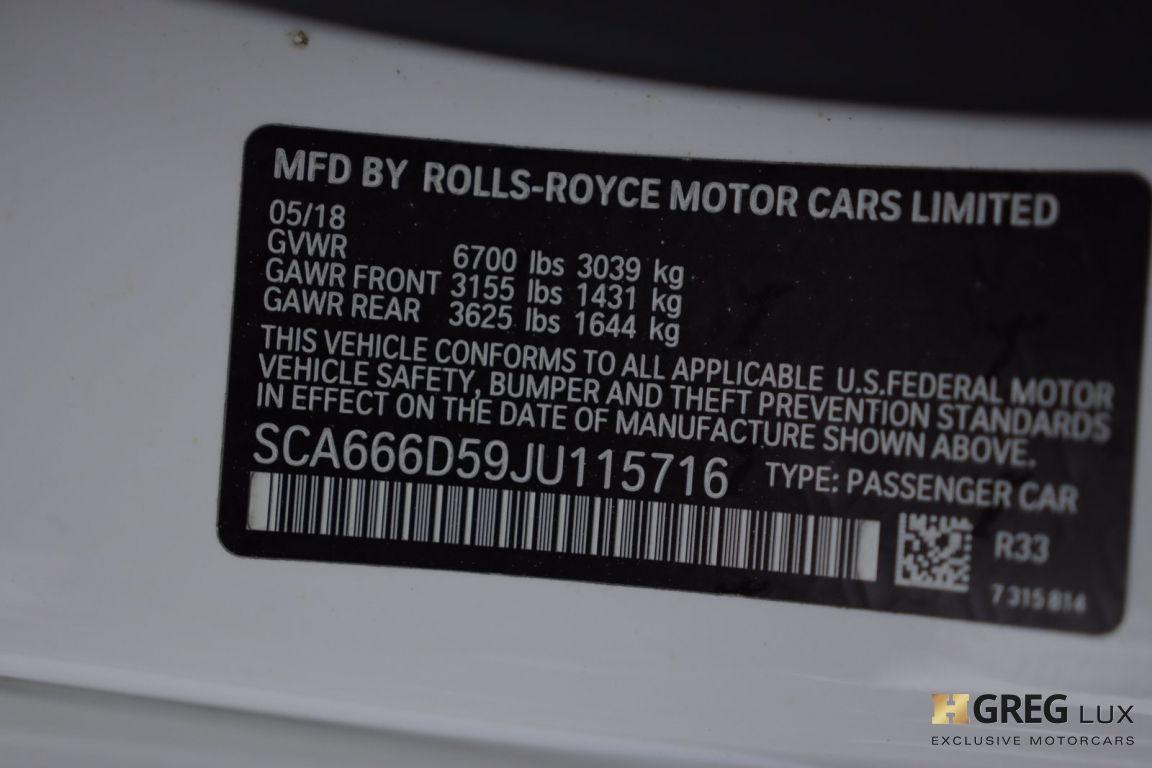 2018 Rolls Royce Dawn  #54