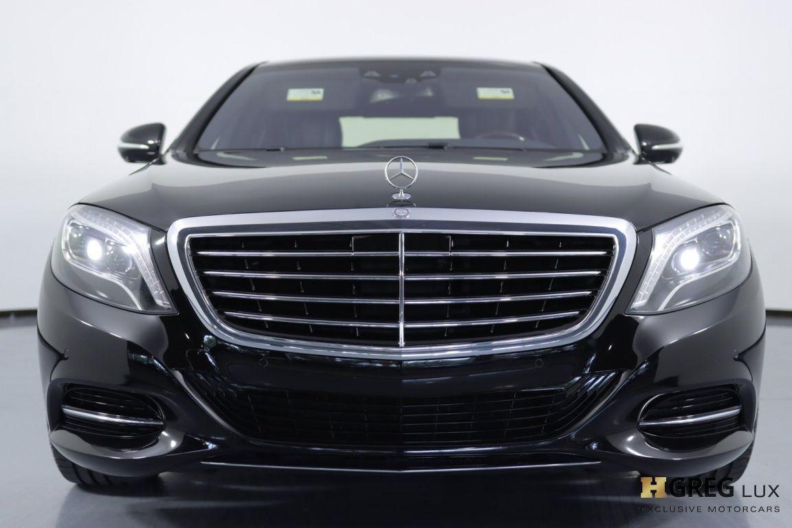 2015 Mercedes Benz S Class S 550 #3