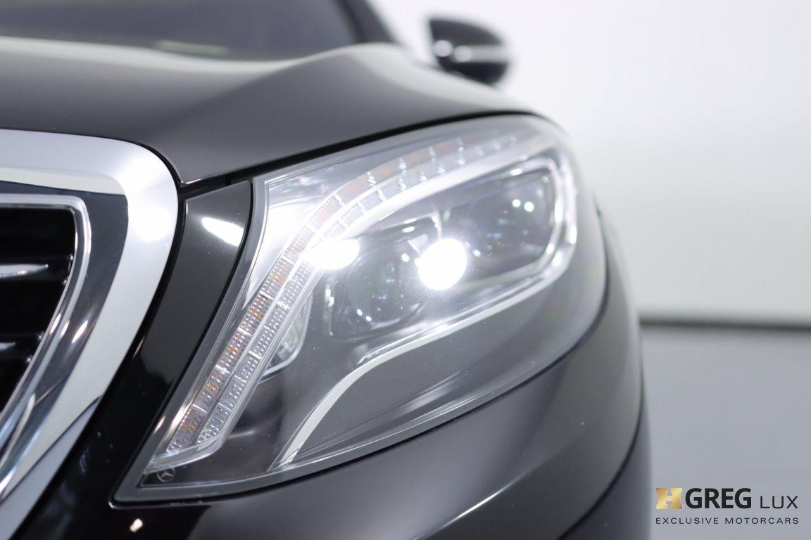 2015 Mercedes Benz S Class S 550 #5