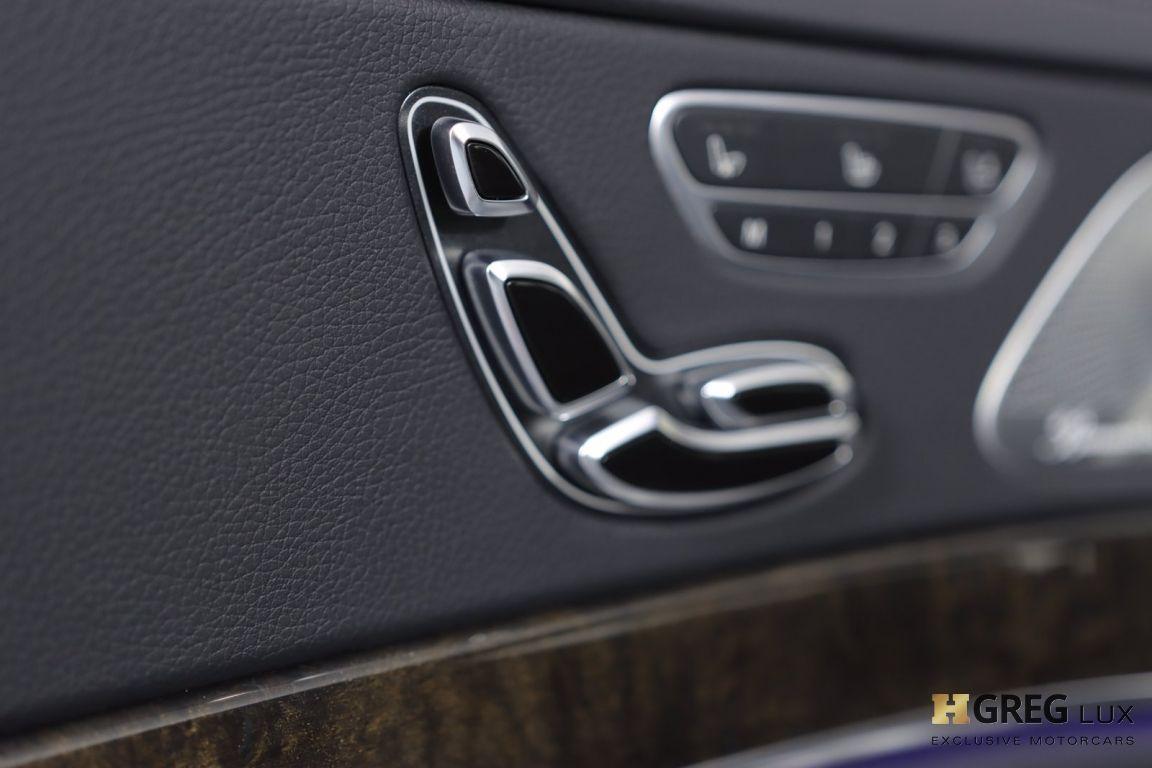 2015 Mercedes Benz S Class S 550 #34