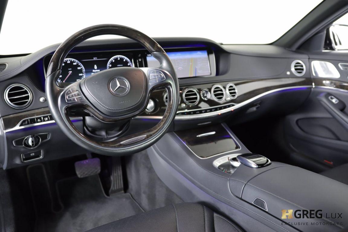2015 Mercedes Benz S Class S 550 #1