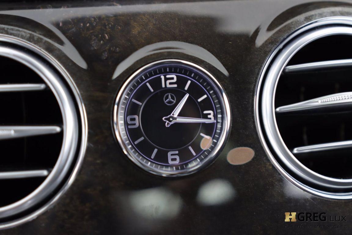 2015 Mercedes Benz S Class S 550 #41