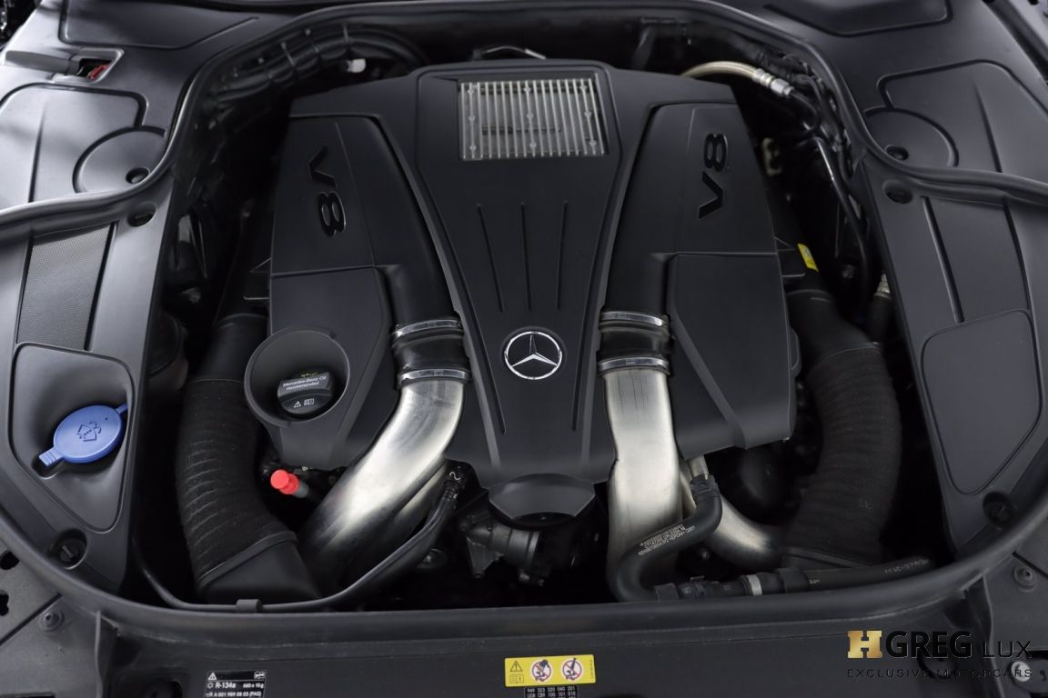 2015 Mercedes Benz S Class S 550 #51