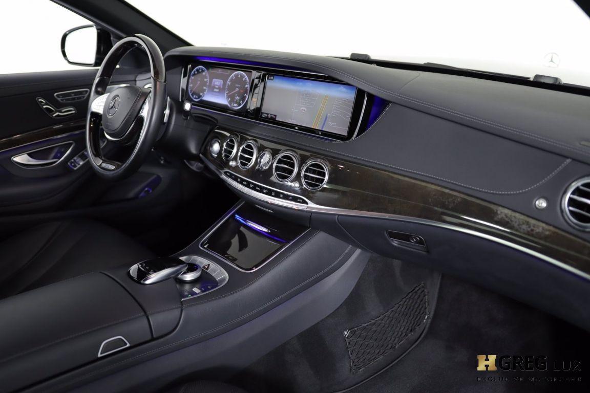 2015 Mercedes Benz S Class S 550 #50