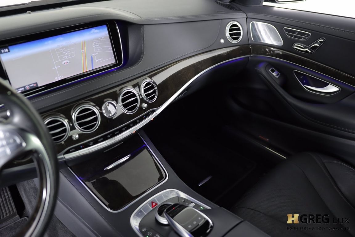 2015 Mercedes Benz S Class S 550 #37