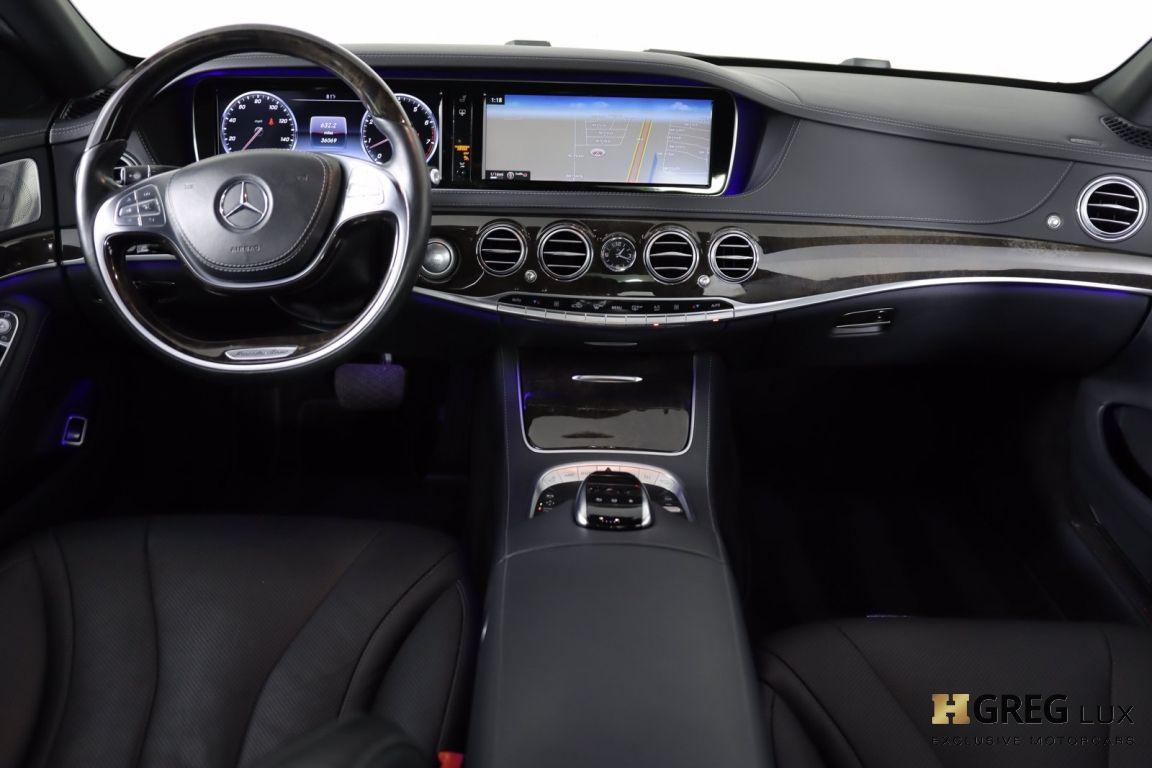 2015 Mercedes Benz S Class S 550 #47