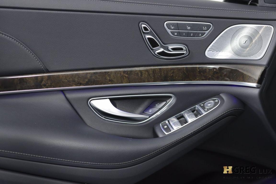 2015 Mercedes Benz S Class S 550 #33