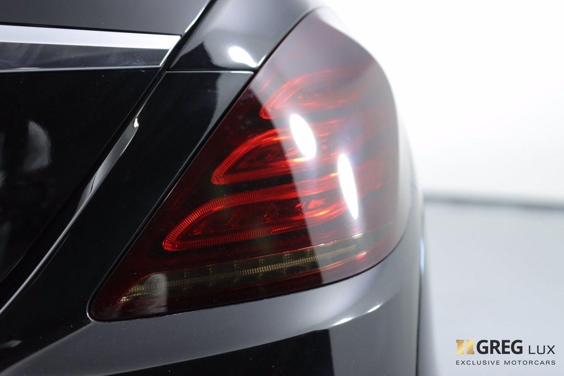 2015 Mercedes Benz S Class S 550 #18