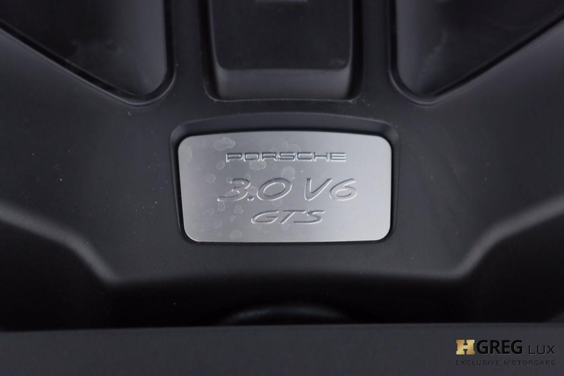 2017 Porsche Macan GTS #55