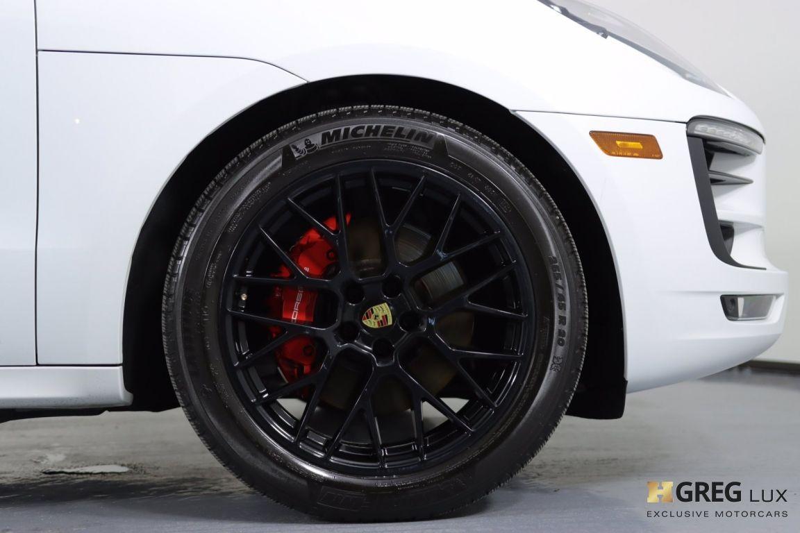 2017 Porsche Macan GTS #11