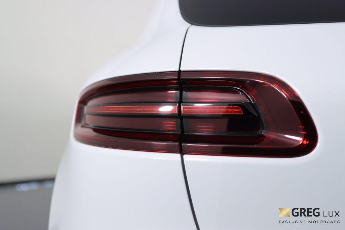 2017 Porsche Macan GTS #17