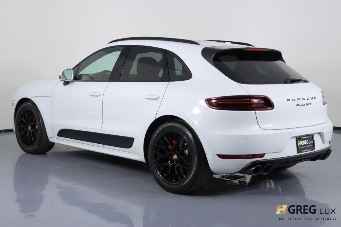 2017 Porsche Macan GTS #20