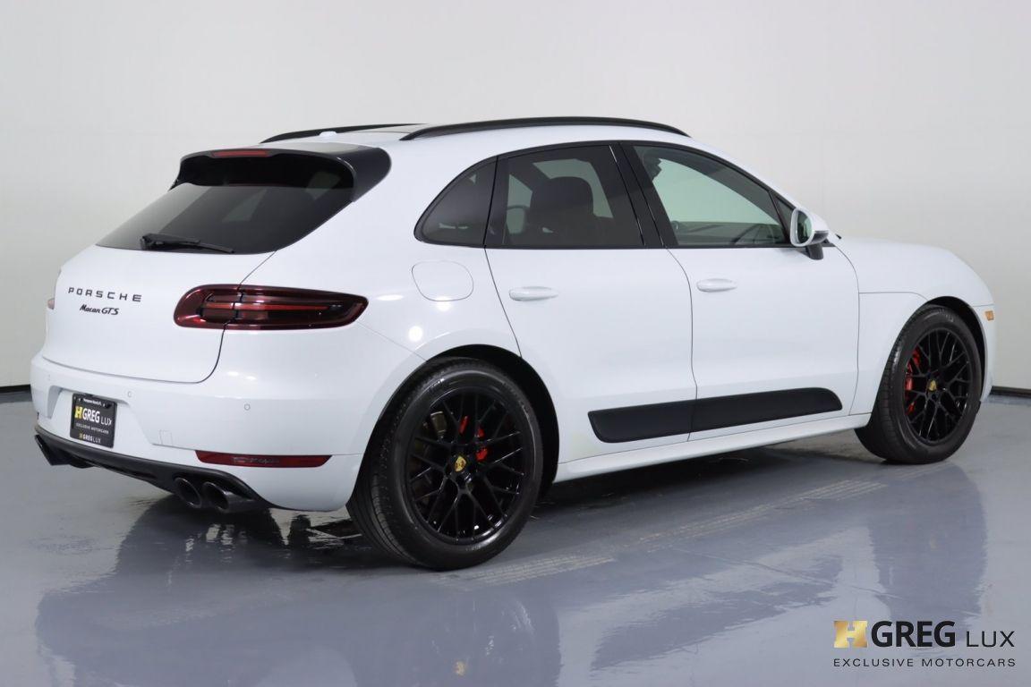 2017 Porsche Macan GTS #15