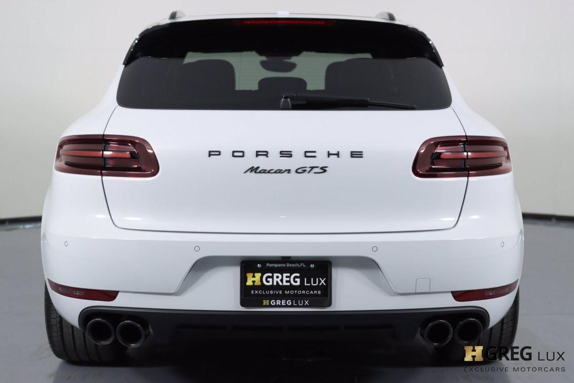 2017 Porsche Macan GTS #16