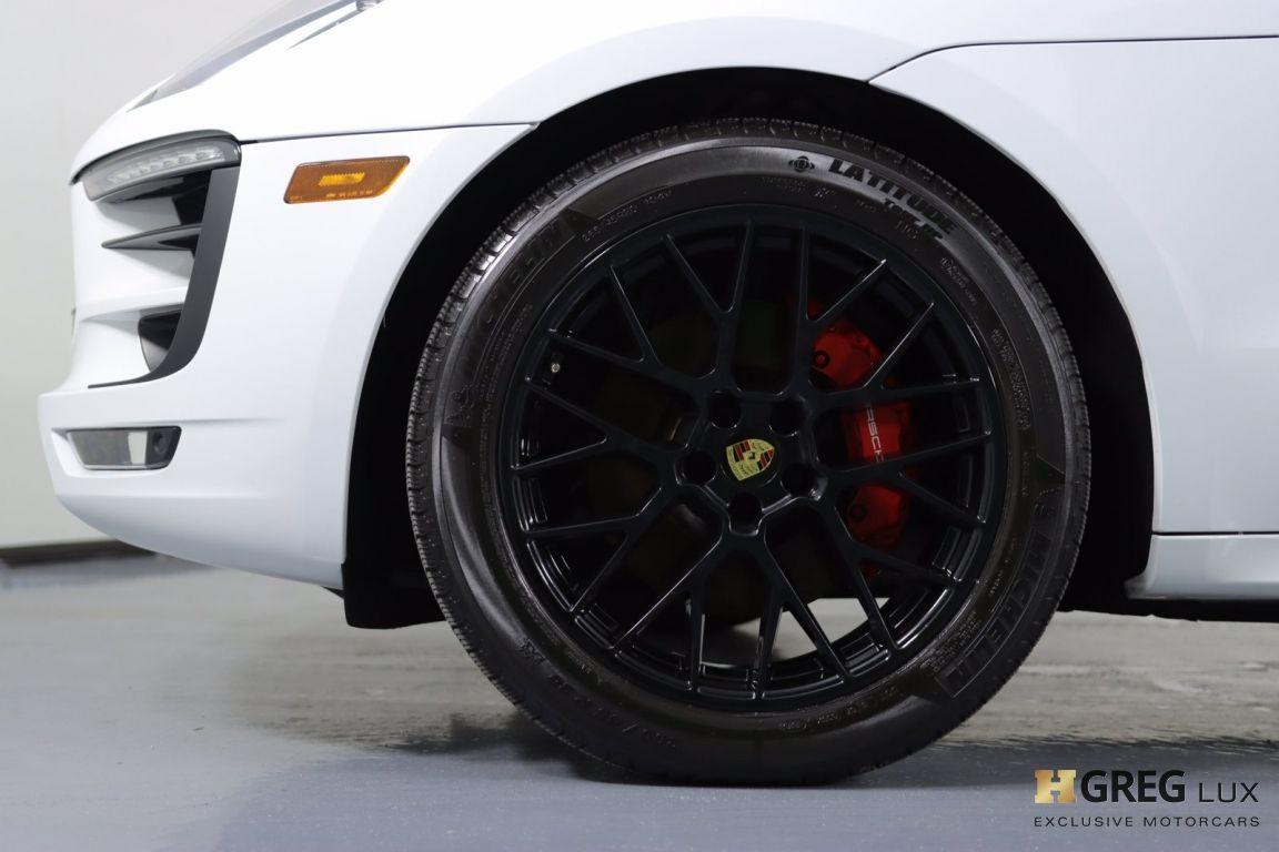 2017 Porsche Macan GTS #22