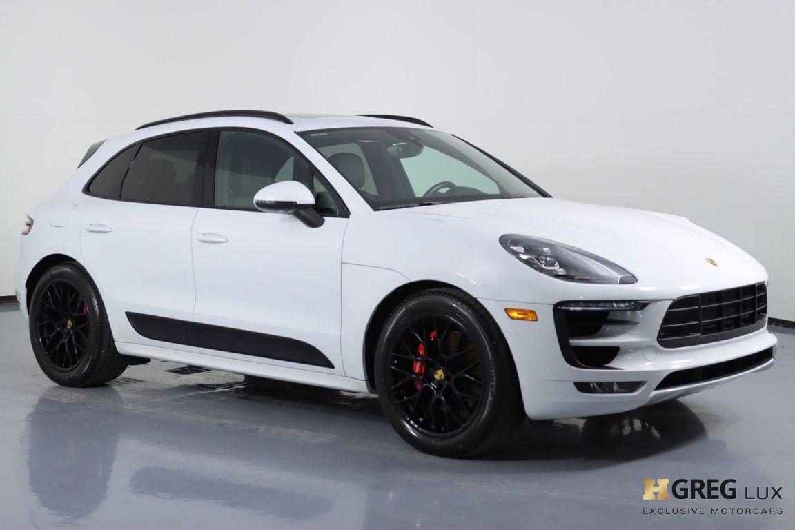 2017 Porsche Macan GTS #9