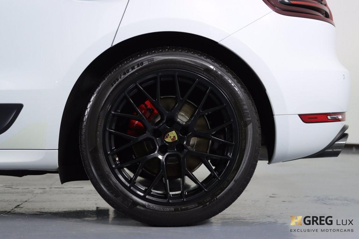 2017 Porsche Macan GTS #24