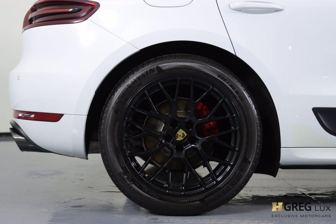 2017 Porsche Macan GTS #13