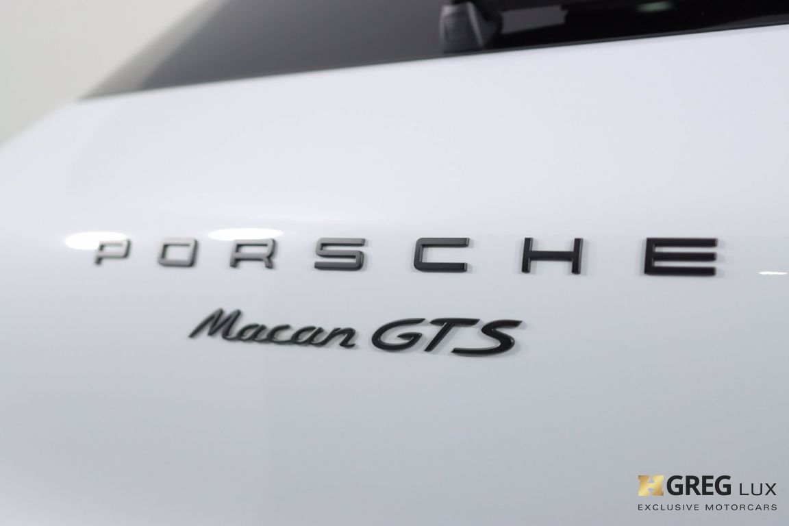 2017 Porsche Macan GTS #19