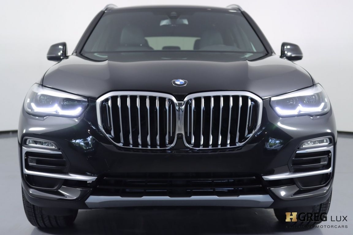 2021 BMW X5 sDrive40i #3