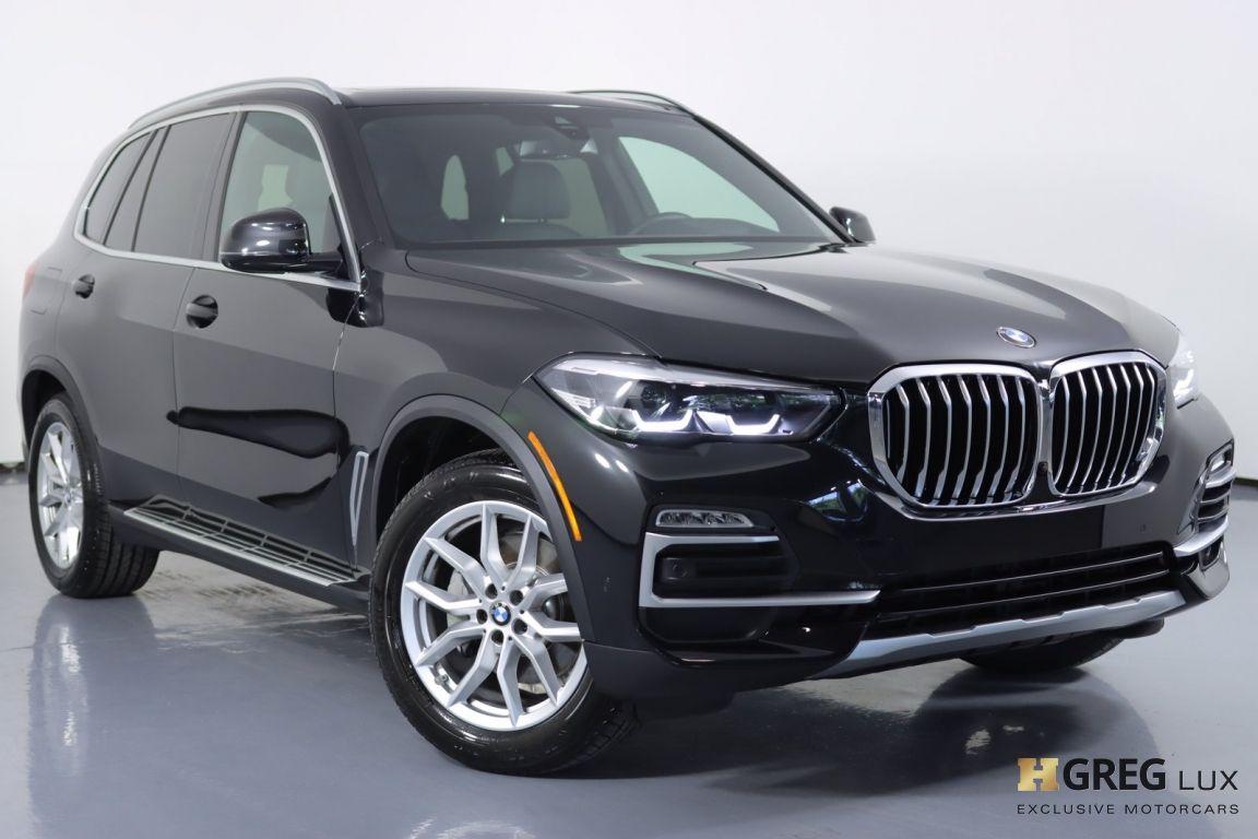 2021 BMW X5 sDrive40i #0