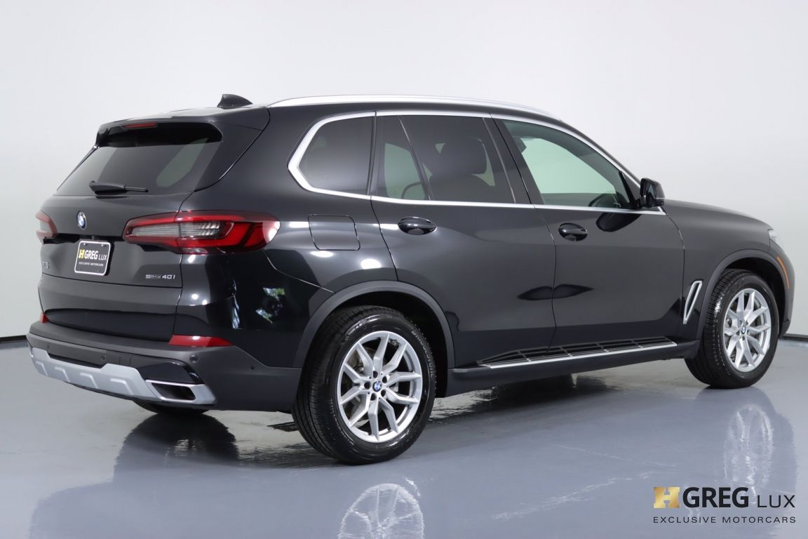 2021 BMW X5 sDrive40i #15