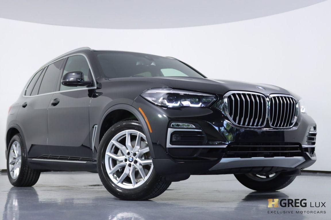 2021 BMW X5 sDrive40i #27