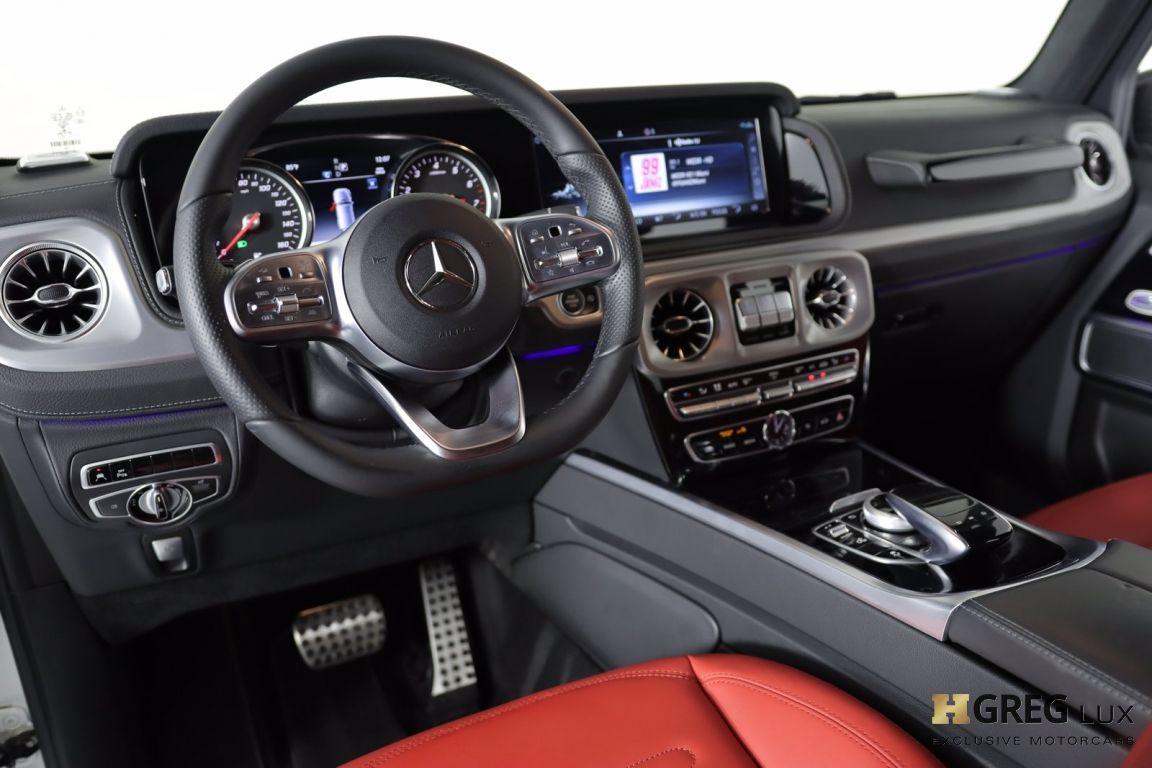 2020 Mercedes Benz G Class G 550 #1