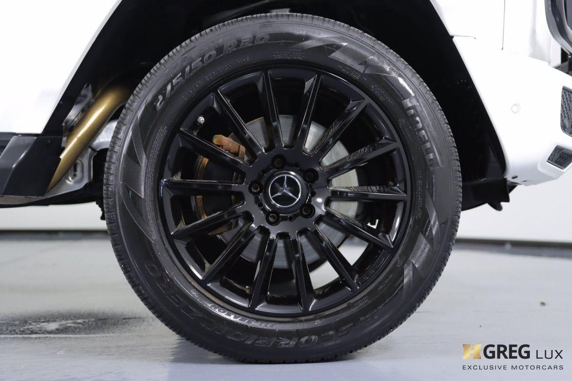 2020 Mercedes Benz G Class G 550 #11