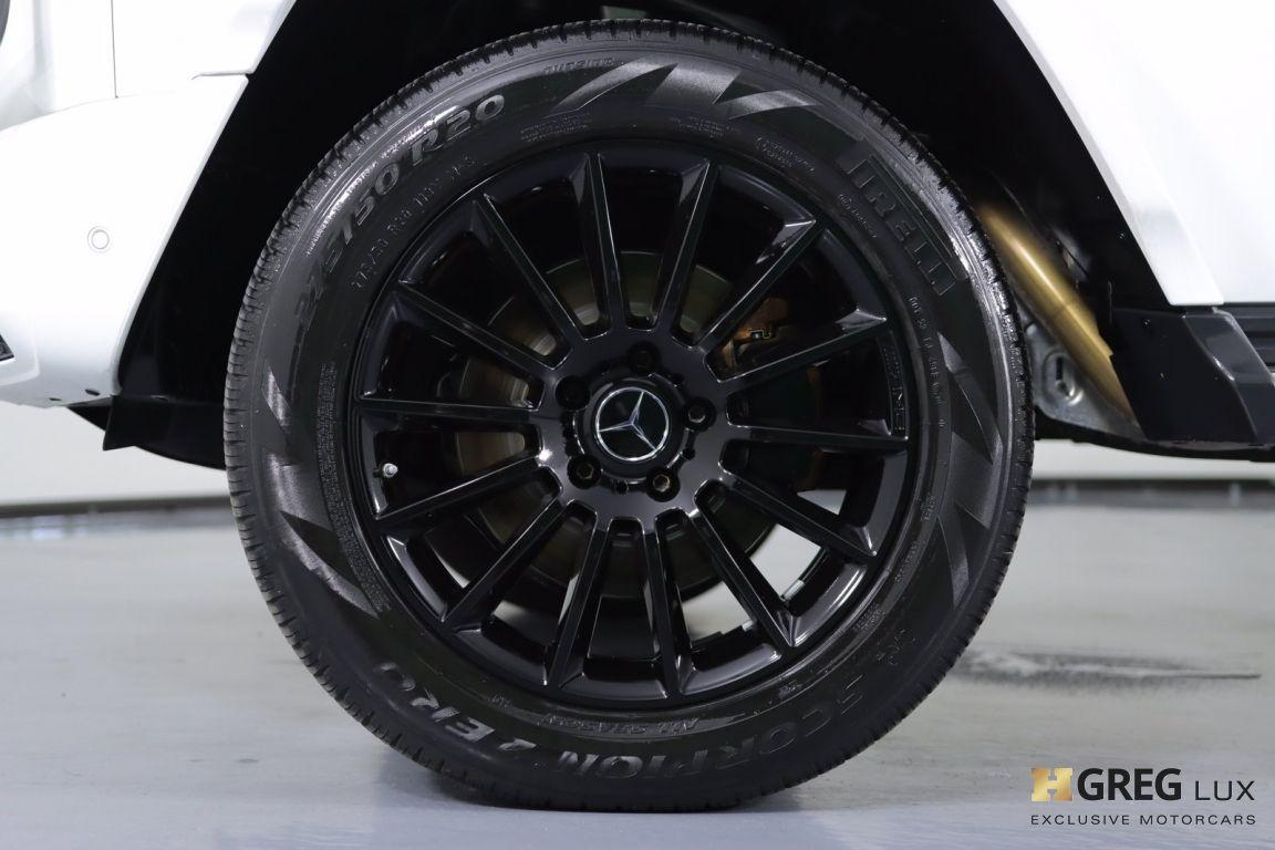 2020 Mercedes Benz G Class G 550 #22