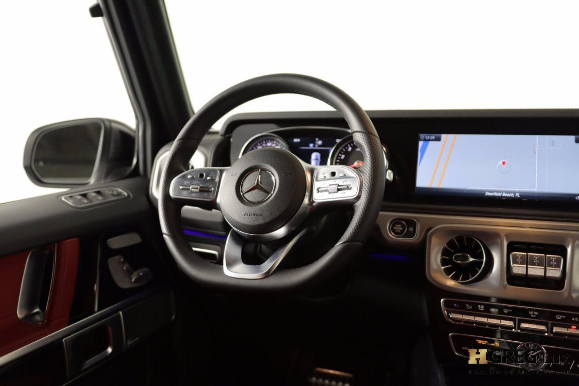 2020 Mercedes Benz G Class G 550 #50