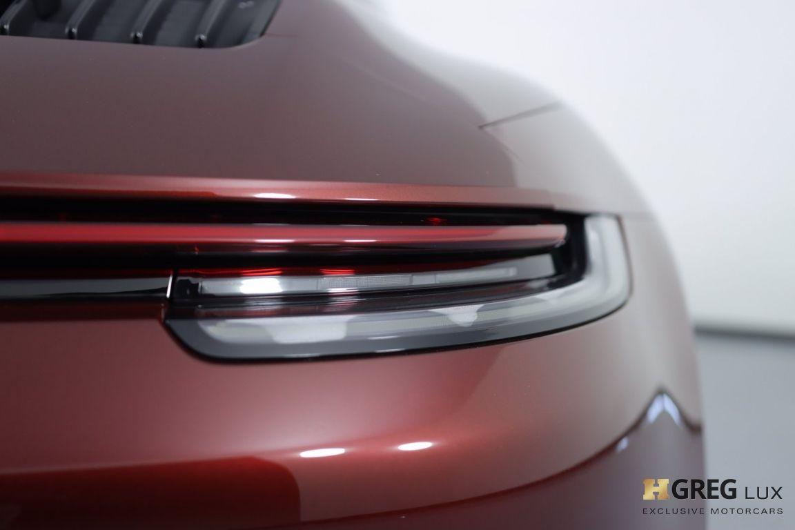 2021 Porsche 911 Targa 4S Heritage Design Edition #19