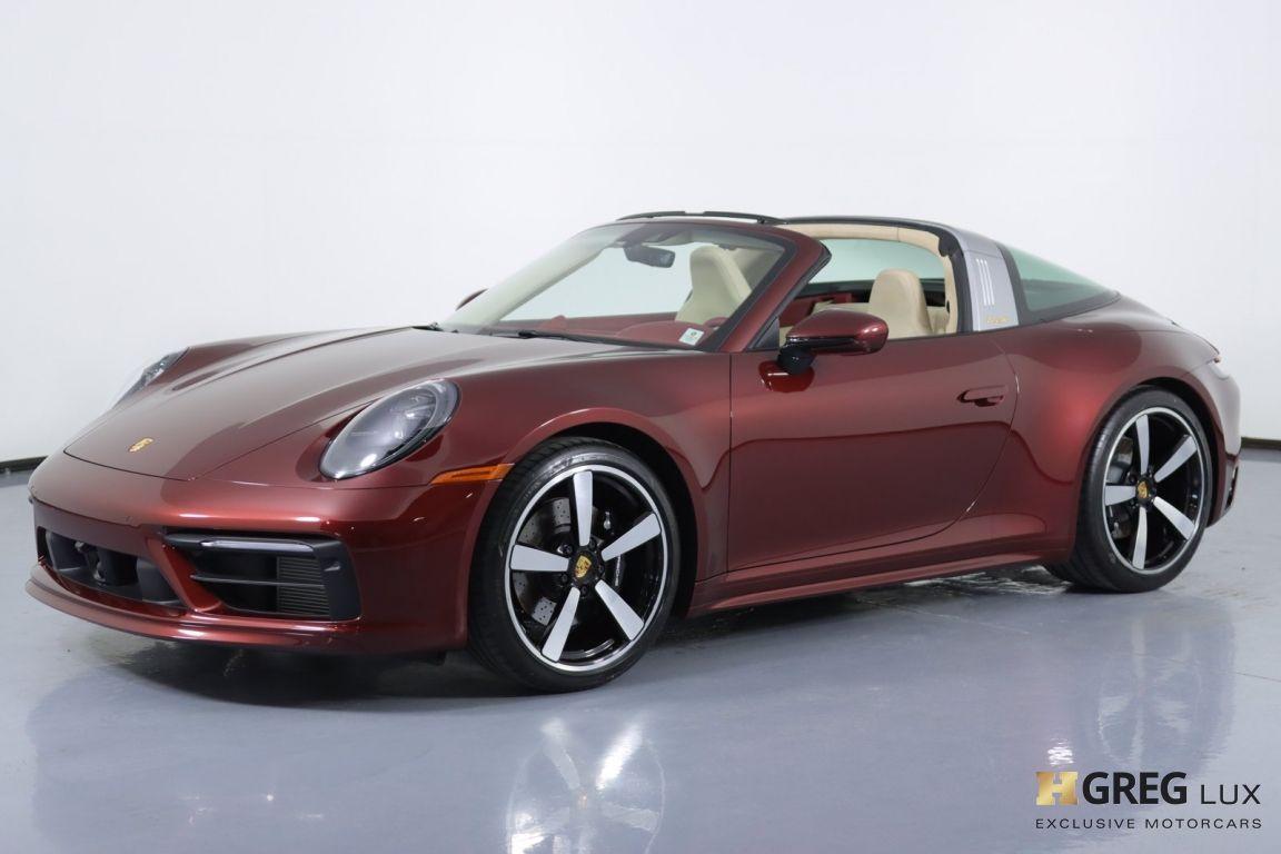 2021 Porsche 911 Targa 4S Heritage Design Edition #27