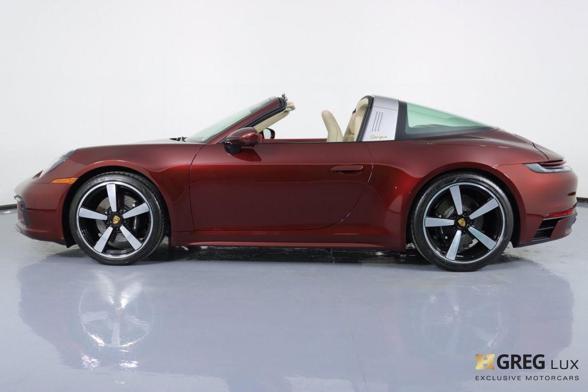 2021 Porsche 911 Targa 4S Heritage Design Edition #22